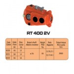 SCATOLE INGRANAGGI  RT400 2V (RT9220)
