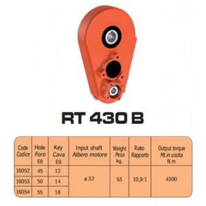 SCATOLE INGRANAGGI  RT430 B (RT16052)