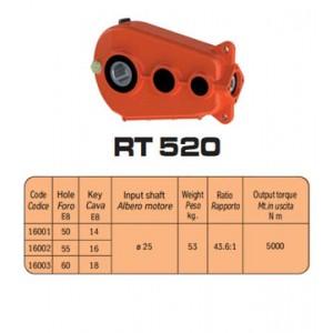 SCATOLE INGRANAGGI  RT520 (RT16001)