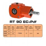 SCATOLE INGRANAGGI  RT90-EC+PDF (RT16350)