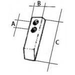 VOMERINO ANCORA CP2800-CP2806